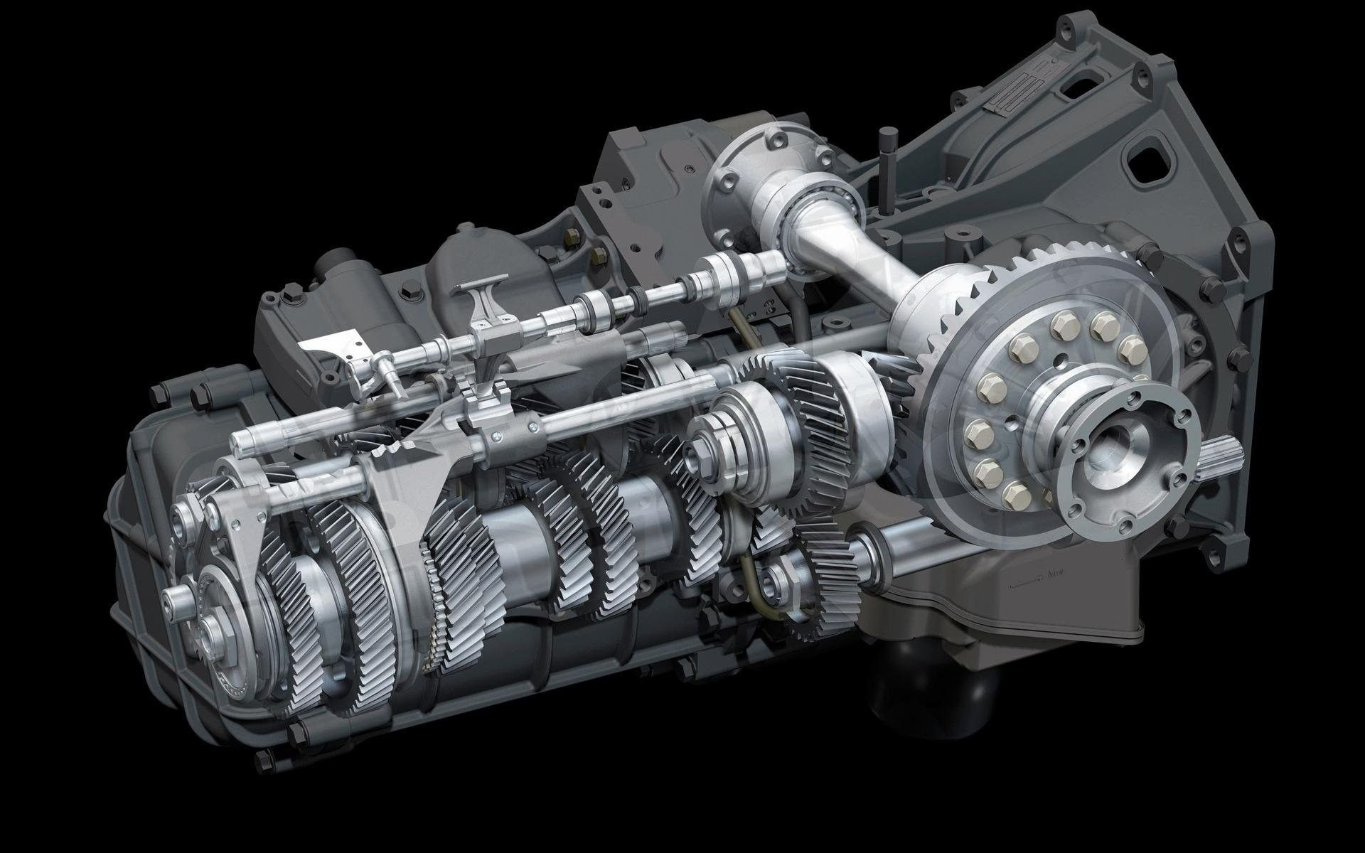 Mechanical engineering car engine - photo#50