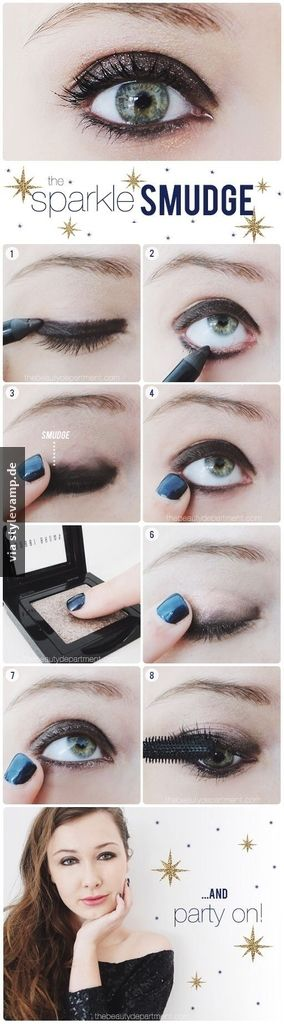 DIY: Party-Make-up