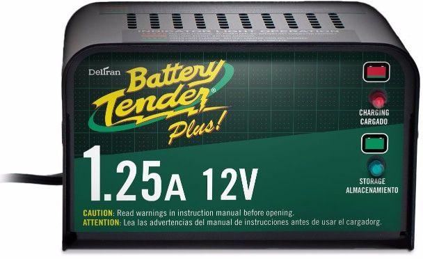 Battery Tender Plus 021 0128 Car Battery Charger 1 25 Amp Best Battery Charger Motorcycle Battery Solar Power Batteries