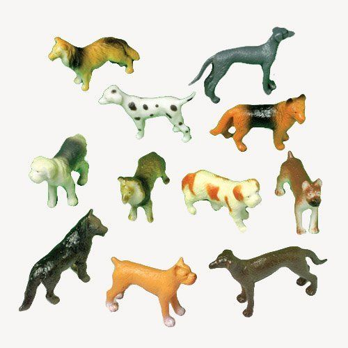 Dogs By Us Toy Company 2 89 Size 2 1 2 L Assorted Styles