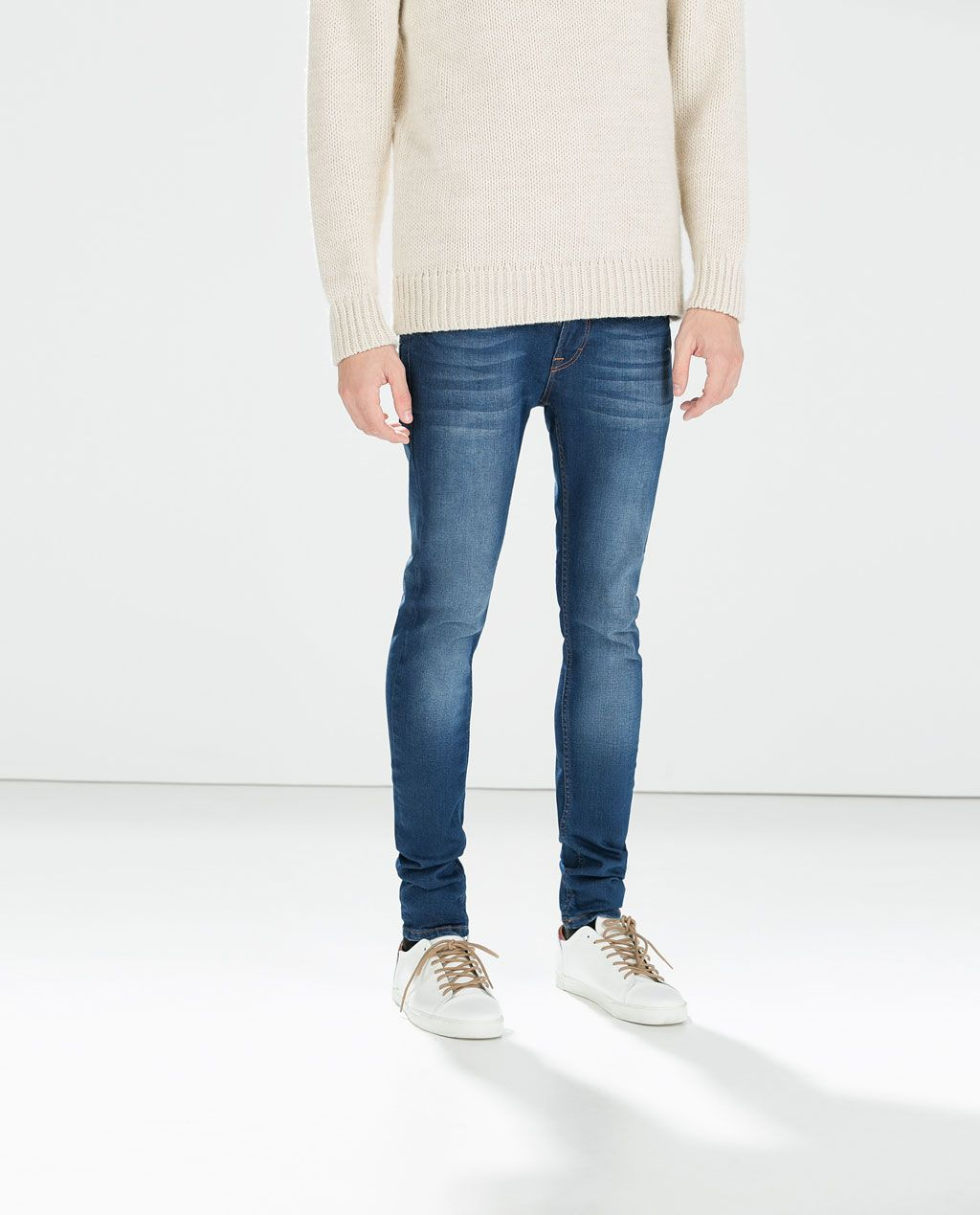 3dc030a9414 Zara Man, Zara United States, Men's Collection, Skinny Jeans, Menswear,  Pants