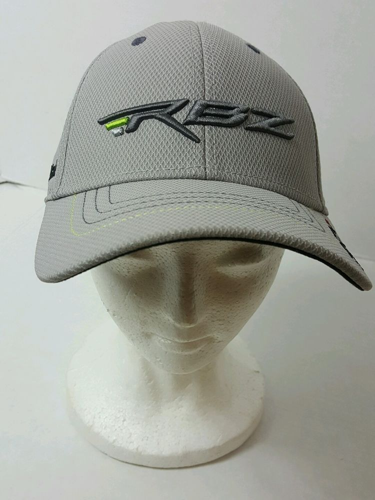 554aade275c RBZ Rocketballz TaylorMade Golf Hat Penta Cap-Light Gray-One  Size-Adjustable-