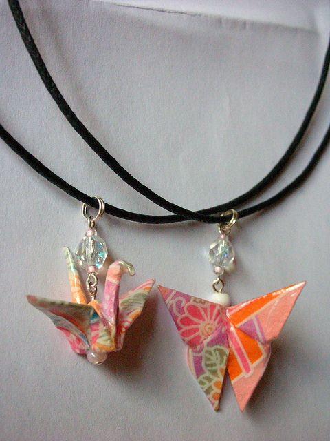 origami chokers