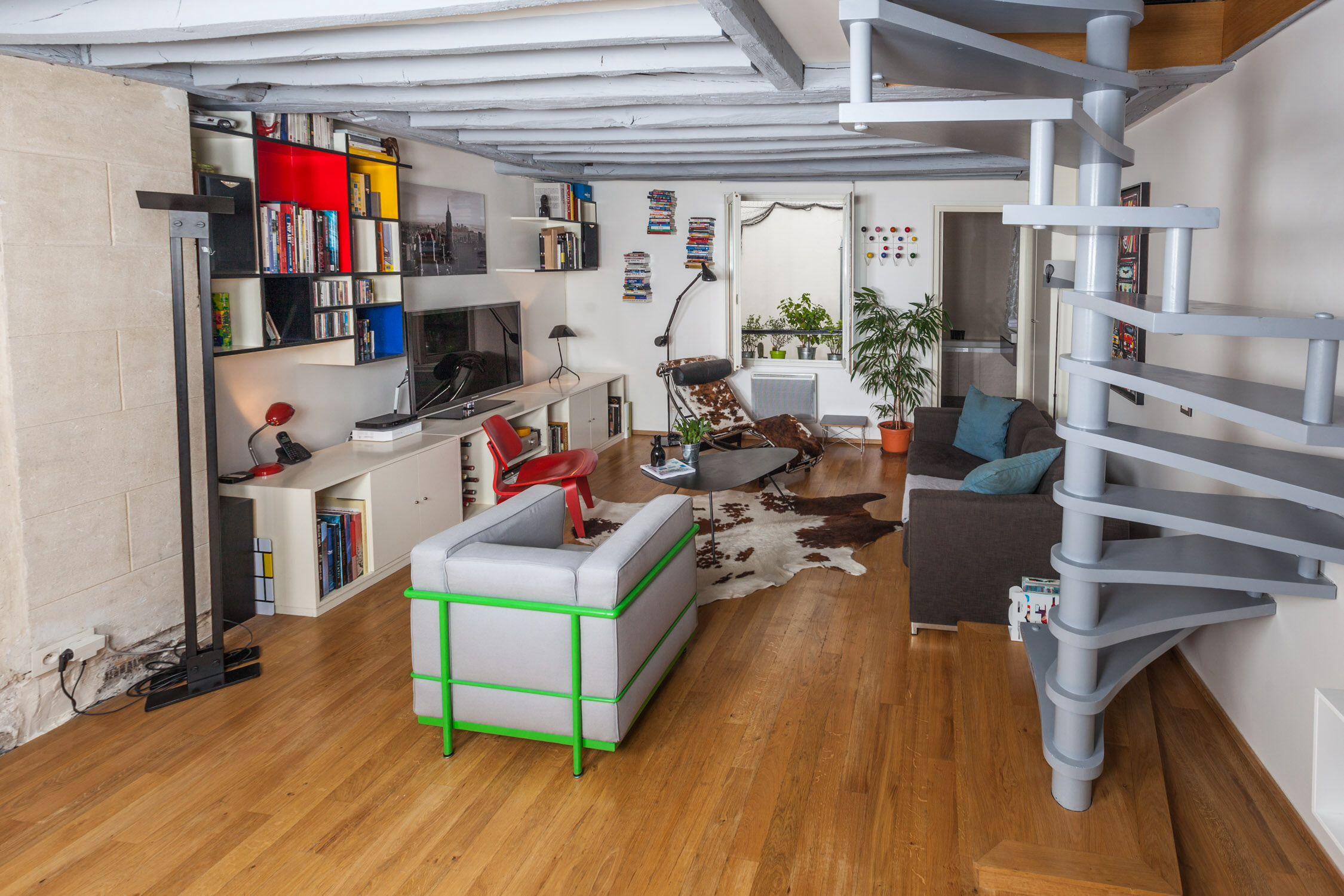 Appartement Paris 01