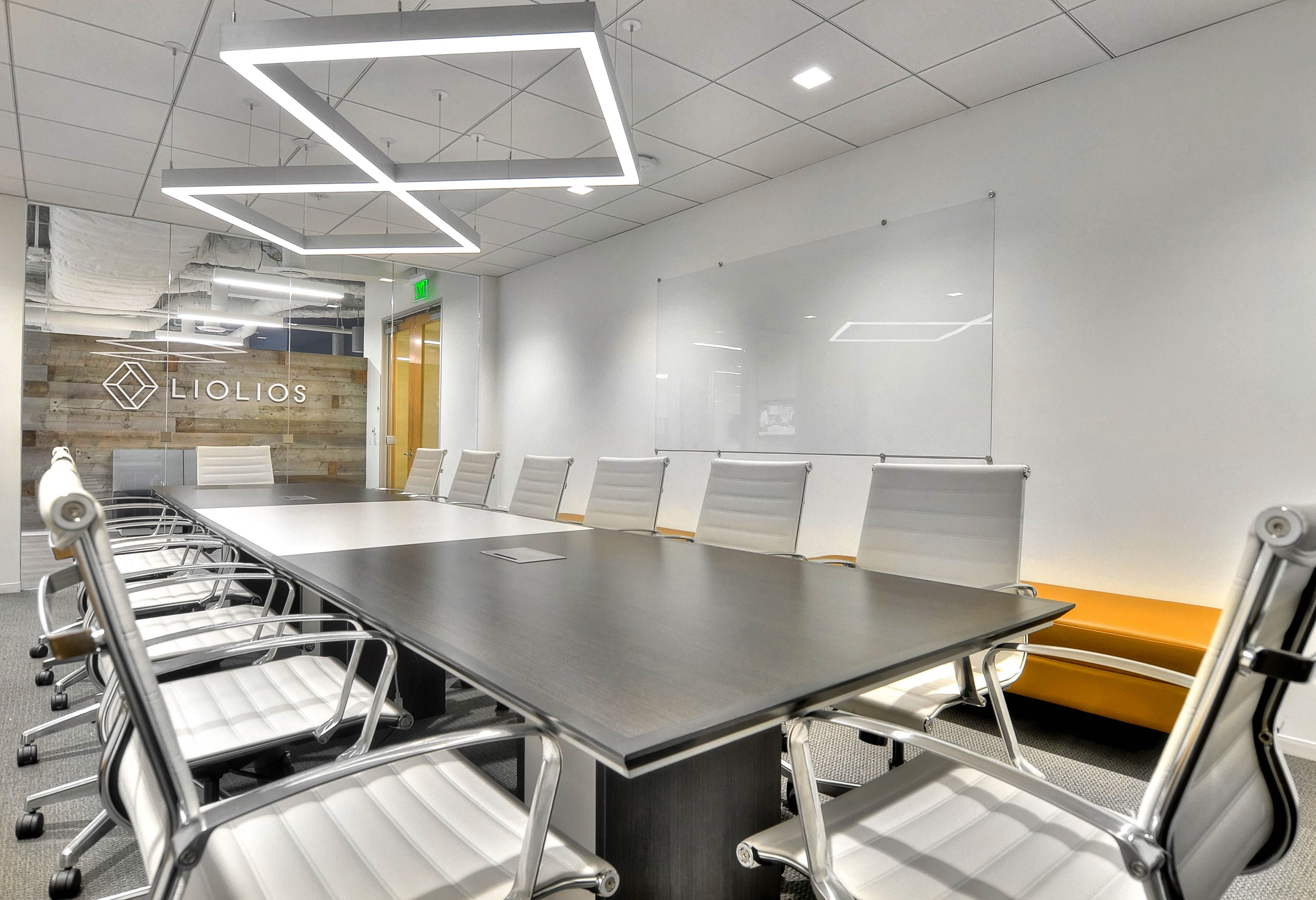 creative office interiors. SOURCE Creative Office Interiors | Liolios