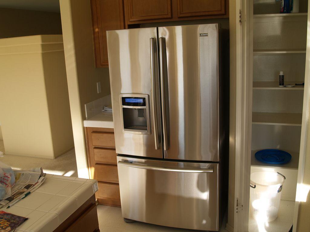 Más de 25 ideas increíbles sobre Refrigerador de acero ...