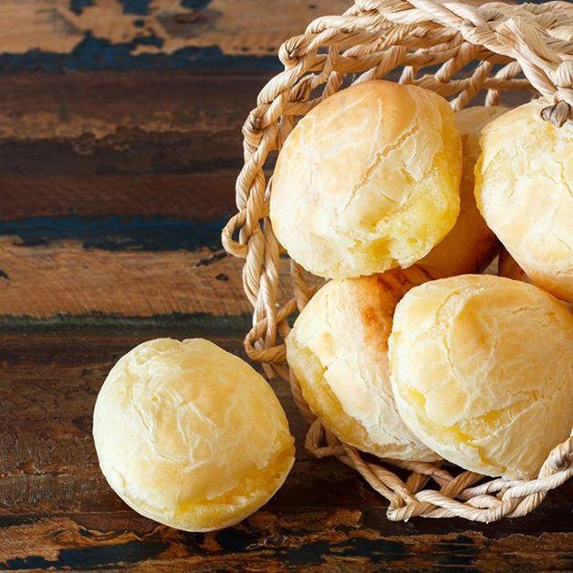 petiscos brazuca  - cheese lovers - pão de queijo - Minas Gerais