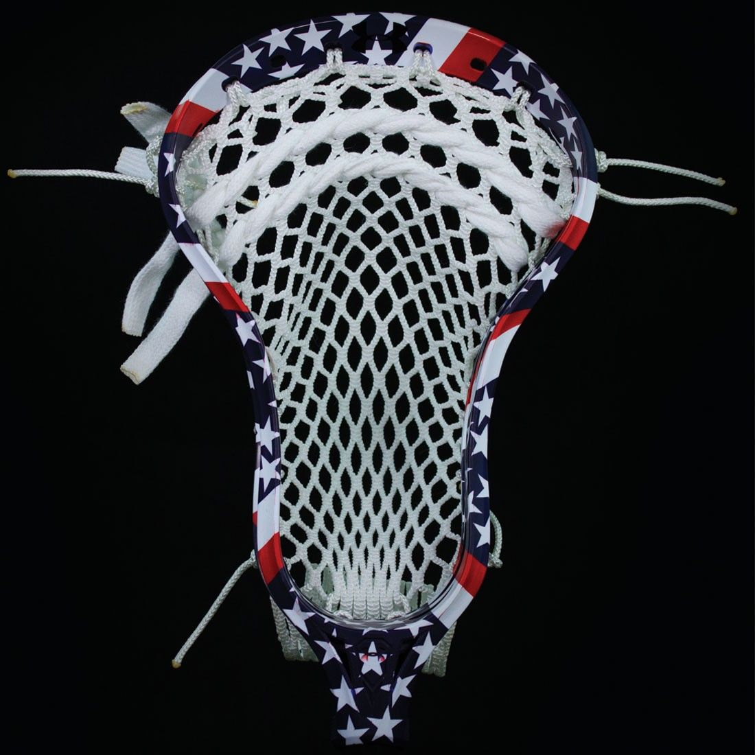 Usa Eruption Complete Head Headed Lacrosse Completed