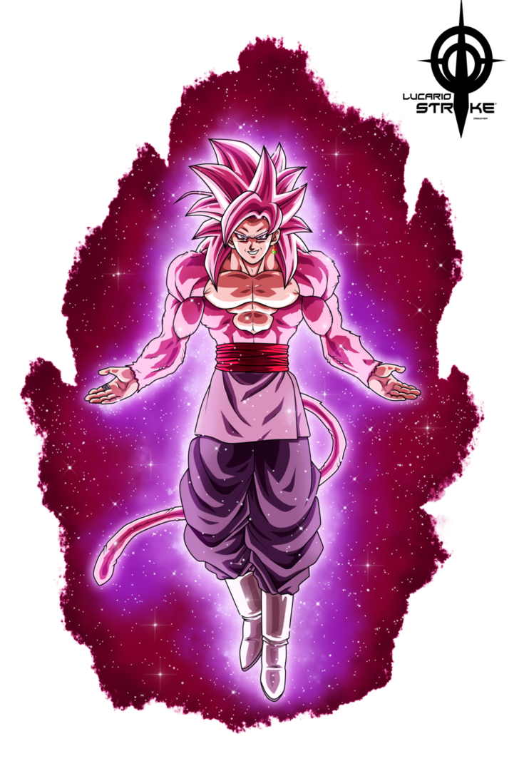 Black Goku Ssj4 By Lucario Strike Super Sayajin Dragon