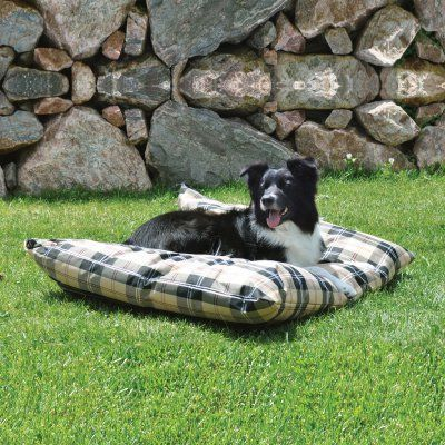 K&H Manufacturing Indoor/Outdoor Single-Seam Pet Bed - 7032, Durable
