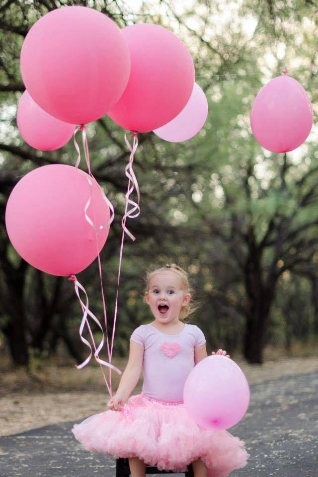 Baby Birthday Photography Ideas