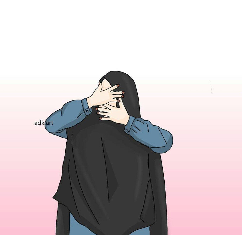Pin By Pussputri On Tumblr In 2018 Pinterest Anime Muslimah Segiempat Shabby Chic Sj0004 Hijabs Chibi Islamic Hijab Outfit