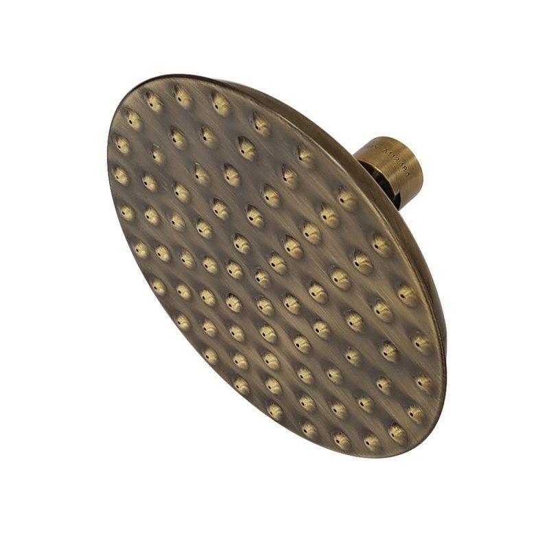 Victorian Rain Adjustable Shower Head Adjustable Shower Head Kingston Brass Rain Shower