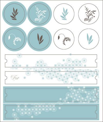 Oh Joy! Labels  Stickers Printables Pinterest
