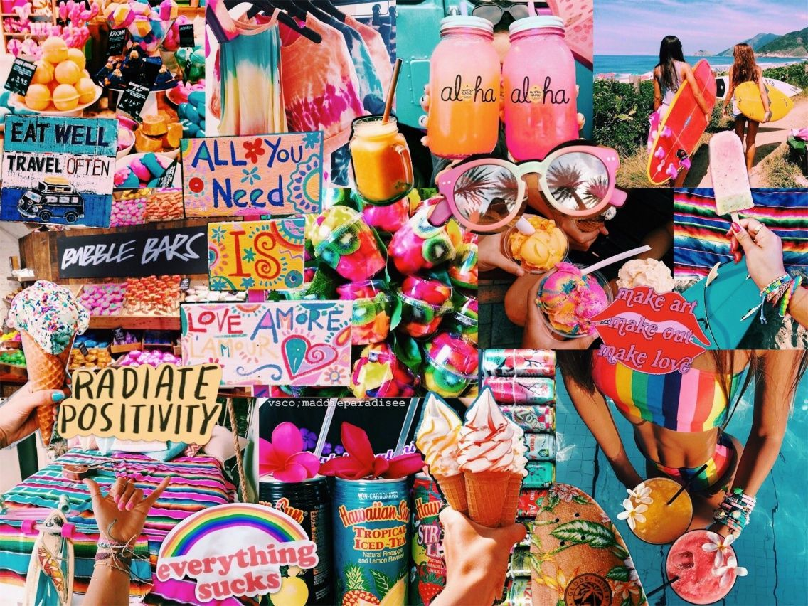 Vsco Anothaone Butthisoneswatermarked Bciwasstupidlasttime Maddieparadisee Aesthetic Iphone Wallpaper Cute Laptop Wallpaper Collage Background