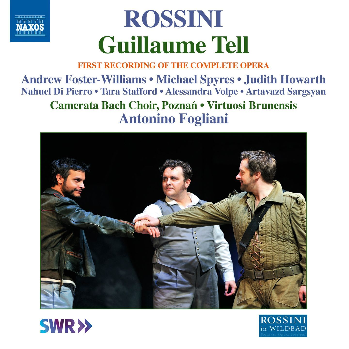 Rossini / Foster-Williams / Camerata Bach Choir - Guillaume Tell
