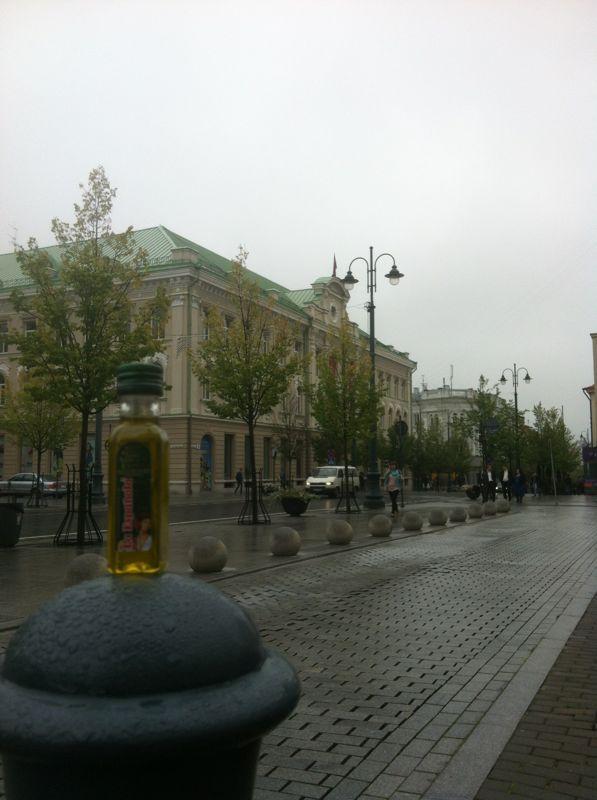 La Española visita Vilnius, capital de Lituania. Su centro histórico fue declarado Patrimonio de la Humanidad por la UNESCO en 1994.