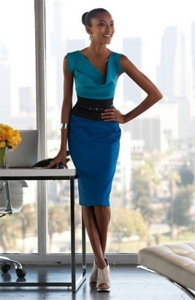 Black Women Elegant