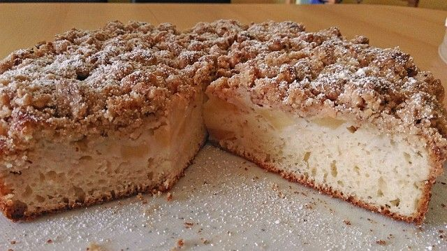 Rezept apfel buttermilch kuchen