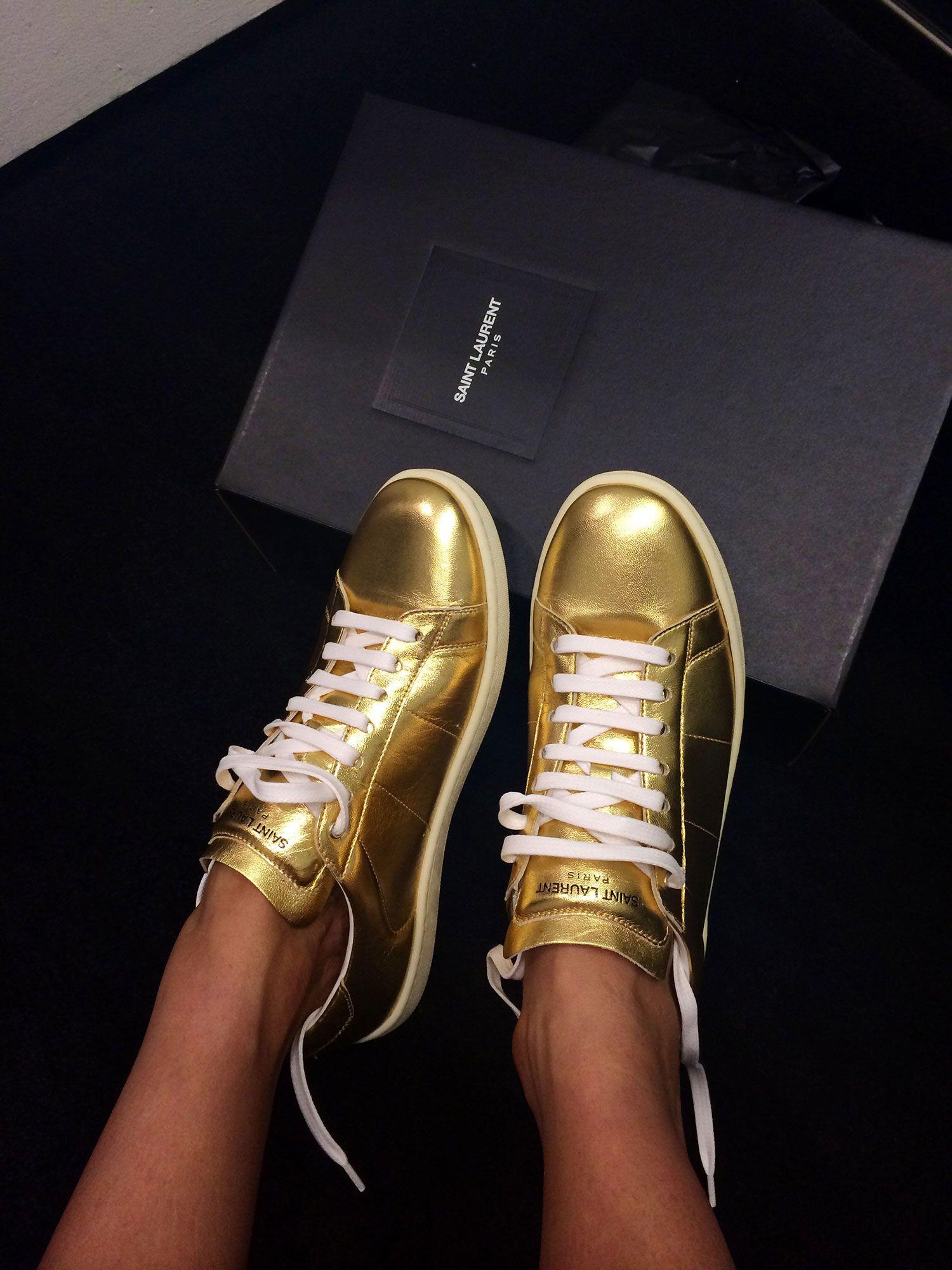 Saint laurent sneakers, Sneakers