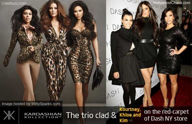 Kardashians Kollection Kraze Spreading To The World Kardashian Fashion Fashion Line