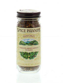 Spice Islands Tomate-Mozzarella Würzer 48g