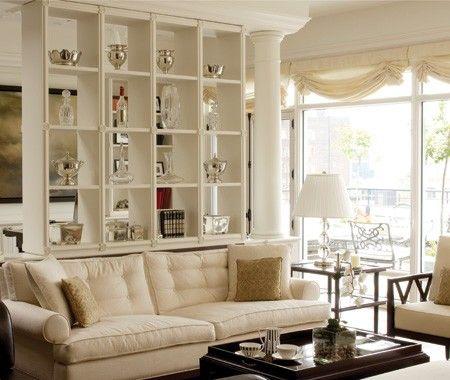 17 Best Images About Room Dividers On Pinterest | Shelves, Columns
