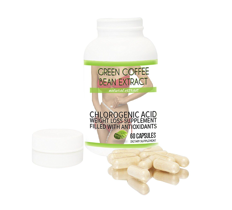 Healthy Origins, Green Coffee Bean Extract, 400 mg, 120