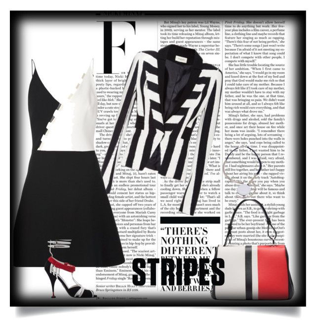 """Quaintrelle Adelle"" by bibiantje-m ❤ liked on Polyvore featuring mode, Marni, Thierry Mugler, David Koma en Nicki Minaj"