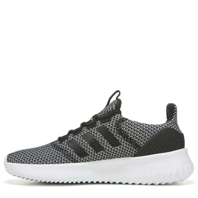 new product b2256 d6974 Adidas Women s Cloudfoam Ultimate Sneakers (Black)