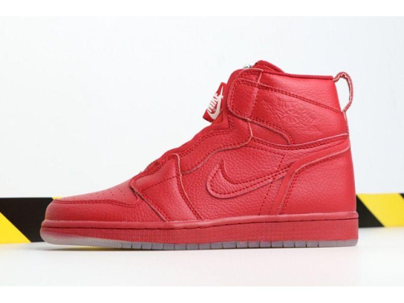 Vogue X Air Jordan 1 High Zip Awok Red Shoes Bq0864-610 For #airjordan1outfitwomen