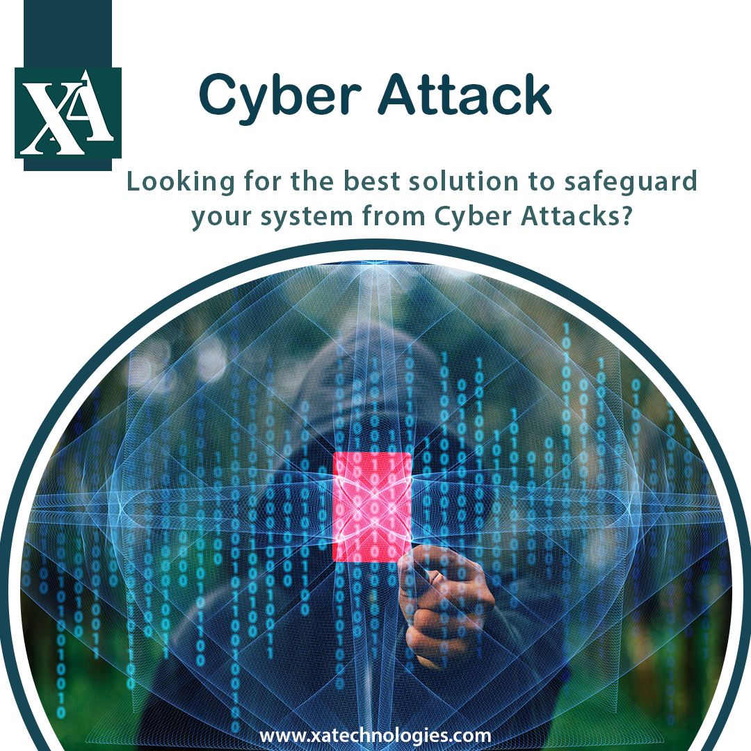Looking For The Best Solution To Safeguard Your System From Cyber Attacks Download Xa Technologies Antivirus Softwa Cyber Attack Antivirus Software Antivirus
