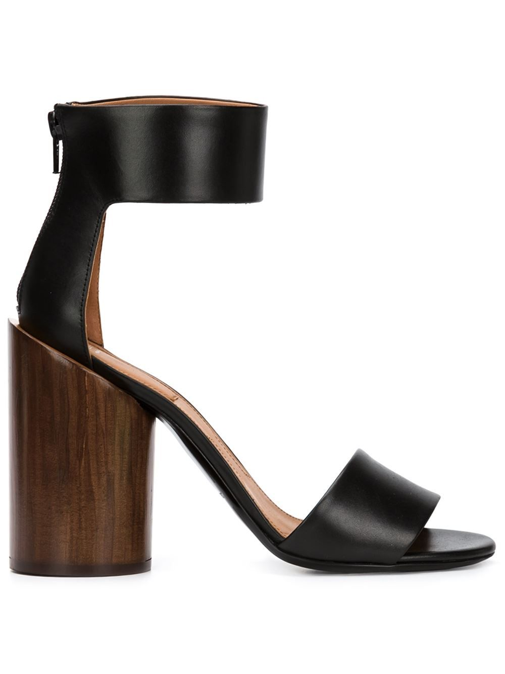 04f9dfc34 Givenchy туфли на массивном каблуке | SHOPAHOLIC | Сандалии, Каблуки ...
