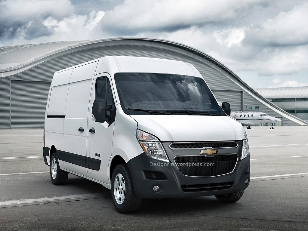 2019 Chevrolet Express 2500 Work Van New Release Chevy Express