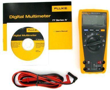 Automotive Digital Multimeter : Fluke automotive digital multimeter amazon whishlist