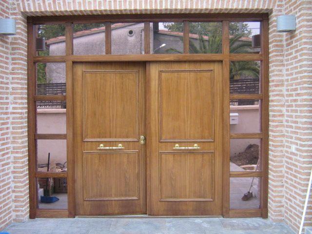 Puerta acorazada unifamiliar doble hoja puertas acorazadas fichet madrid puertas - Puerta acorazada madrid ...