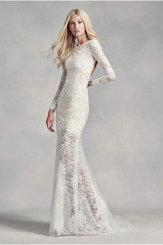 White by Vera Wang Wedding Dresses & Gowns | David\'s Bridal #wedding ...