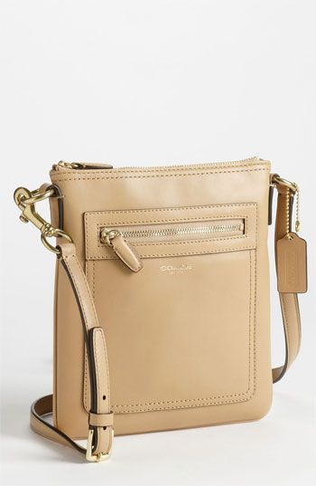 coach legacy leather crossbody bag available at nordstrom must rh pinterest com
