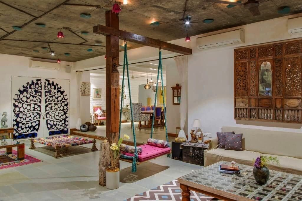 rooms India living rooms Rectangle Traditional Eclectic L A Little Of It A Little Of It What Is Eclectic Decoration How Is It Applied I dont think any style of decoration...