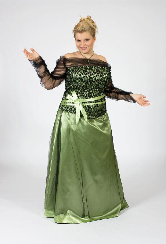 Společenské šaty XXL  42-52 - Svatební centrum - Společenské šaty Olomouc bc89af94f6