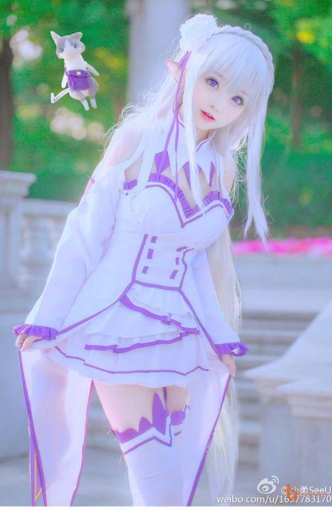 Photo of Shop ảnh anime  – Phần 11: Emilia