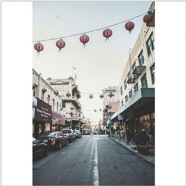 San francisco chinatown dating