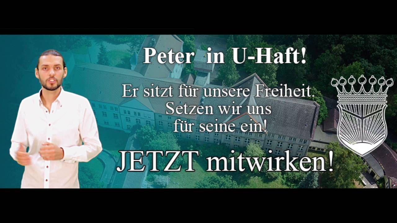 König Peter in U-Haft: Martin berichtet vom aktuellen Stand! 28.06.2016