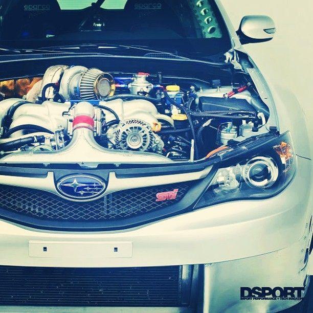 Subaru STi   very sweet!