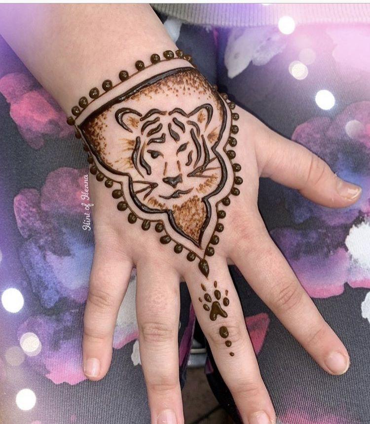 Animal Henna Tattoo Designs Henna Tattoo Kit Henna Designs Hand Henna Tattoo