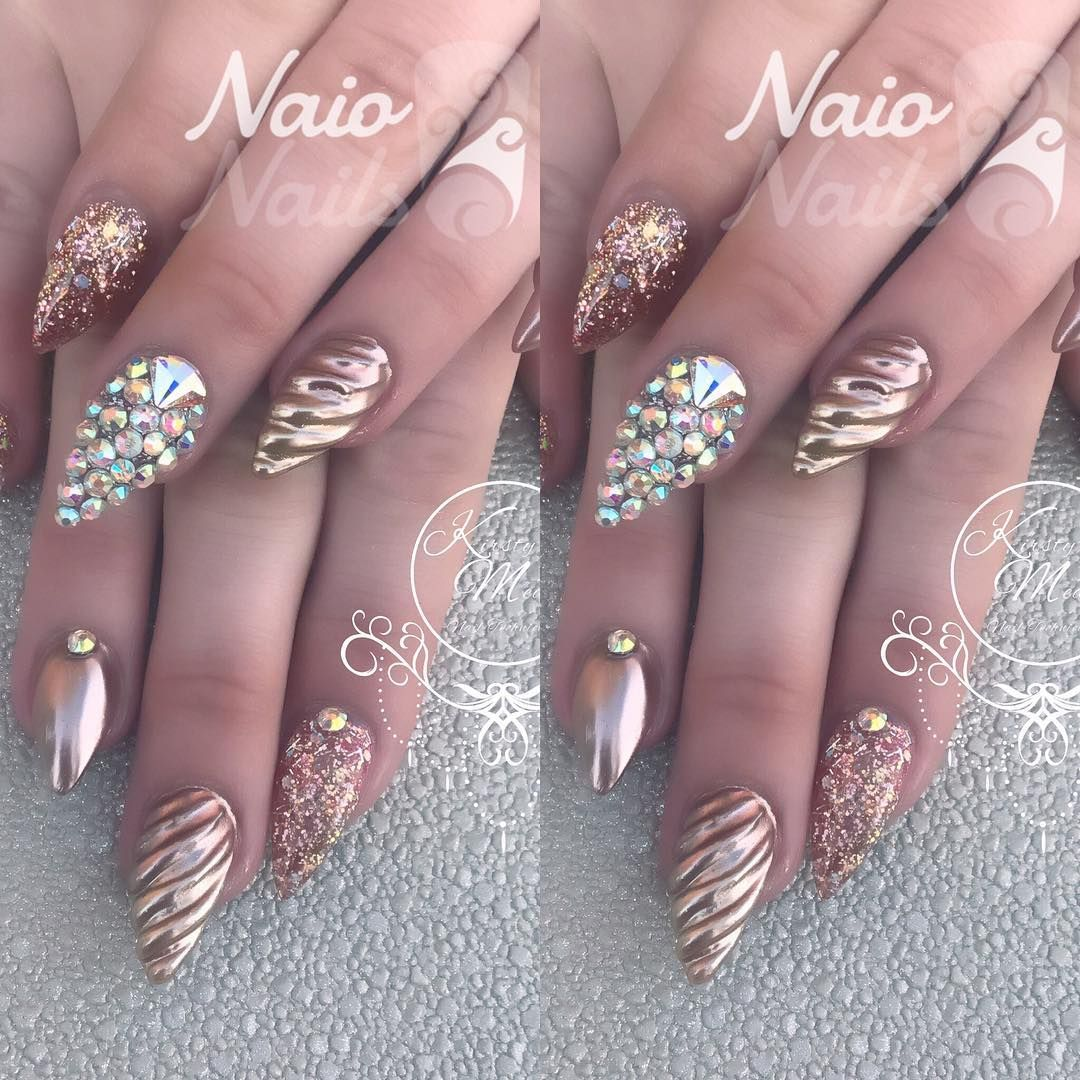 36 Likes, 1 Comments - Naio Nails Official (@naionailsuk) on ...