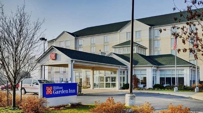 Hilton Garden Inn Hotel In Cambridge Ontario Canada