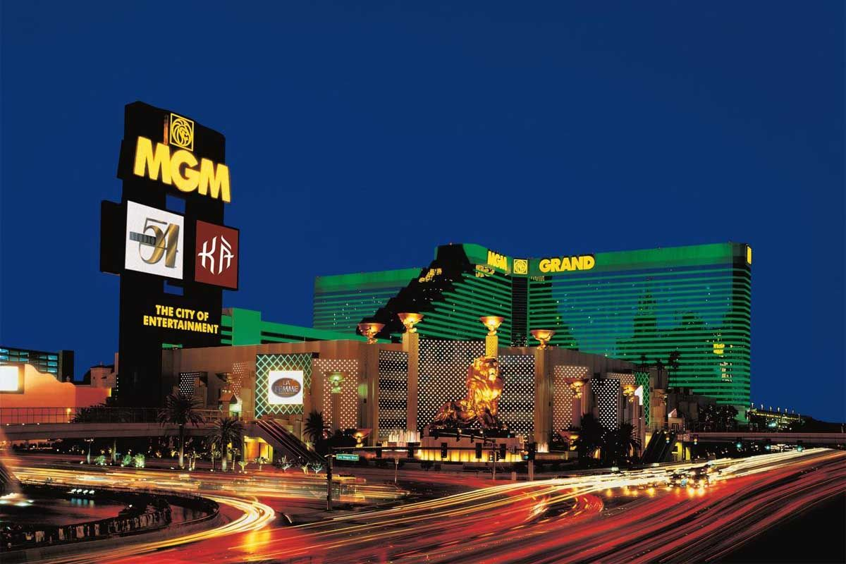 Mgm Grand Hotel Las Vegas Strip