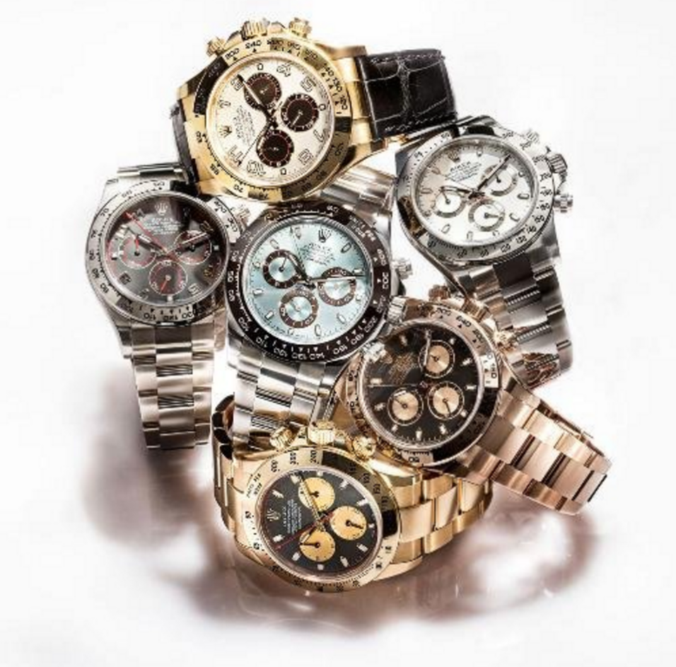 Top 10 most popular fashion brands in the world - Top 10 Luxury Watch Brands In The World 2016