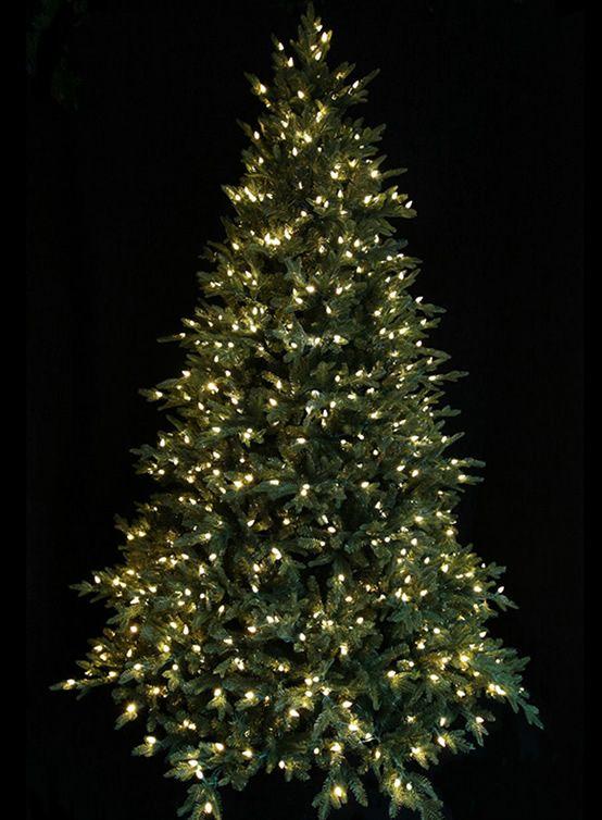 santas best led pre lit - Santas Best Christmas Trees